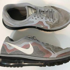 Nike Air Max 2014 Mens Running Shoe Size 10